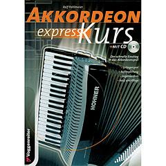 Voggenreiter Akkordeon Express Kurs « Libros didácticos
