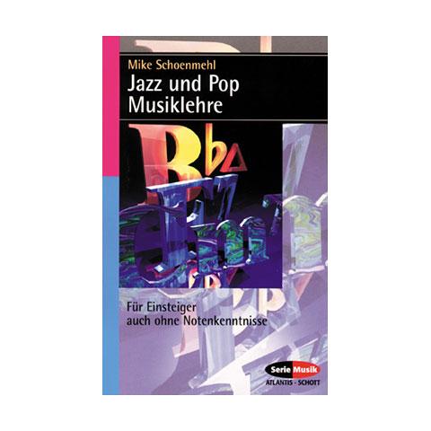 Schott Jazz und Pop Musiklehre