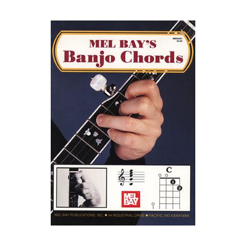 MelBay Banjo Chords