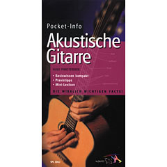Schott Pocket-Info Akustische Gitarre « Ratgeber