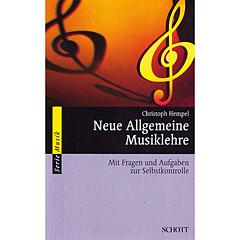 Schott Neue Allgemeine Musiklehre « Musiktheorie