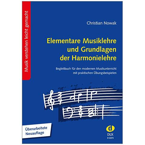 Teoria musical Dux Elementare Musiklehre und Grundlagen der Harmonielehre