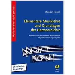 Dux Elementare Musiklehre und Grundlagen der Harmonielehre « Teoria musical