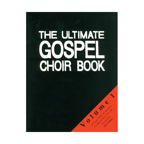 Zebe The Ultimate Gospel Choir Book Vol.1