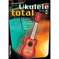 Lektionsböcker Voggenreiter Ukulele Total