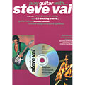 Play-Along Music Sales Play Guitar With Steve Vai