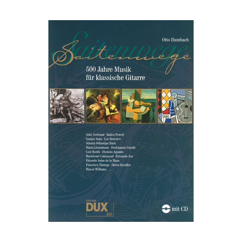 Dux Saitenwege Band 1