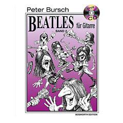 Bosworth Beatles für Gitarre 2 « Notenbuch