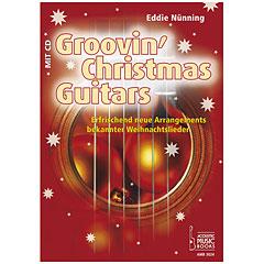 Acoustic Music Books Groovin` Christmas Guitar « Bladmuziek