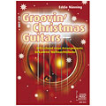 Music Notes Acoustic Music Books Groovin` Christmas Guitar