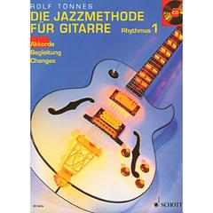 Schott Jazzmethode Gitarre Rhythmus1 « Lehrbuch
