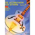 Instructional Book Schott Jazzmethode Gitarre Rhythmus1