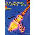 Instructional Book Schott Jazzmethode für Gitarre-Solo