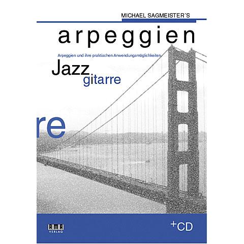 Lehrbuch AMA Arpeggien für Jazzgitarre