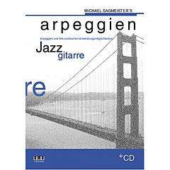 AMA Arpeggien für Jazzgitarre « Lehrbuch