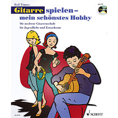 Schott Gitarrespielen - mein schönstes Hobby Bd.1 « Libros didácticos