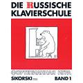 Libros didácticos Sikorski Die Russische Klavierschule Bd.1