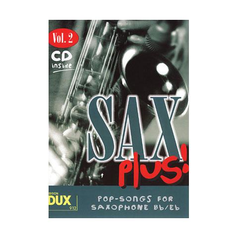 Dux Sax Plus! Vol.2