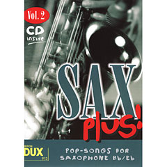 Dux Sax Plus! Vol.2 « Play-Along