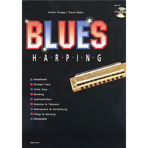 Schott Blues Harping