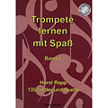 Instructional Book Rapp Trompete lernen mit Spaß Bd.2, Wind Instruments