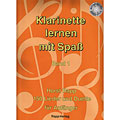 Instructional Book Rapp Klarinette lernen mit Spaß Bd.1, Wind Instruments