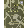 Instructional Book Rapp Klarinette lernen mit Spaß Bd.2, Wind Instruments