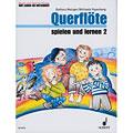 Libro di testo Schott Querflöte spielen und lernen 2