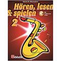 De Haske Hören,Lesen&Spielen Bd. 2 für Altsax  «  Lehrbuch