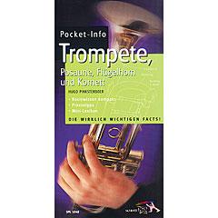 Schott Pocket-Info Trompete, Posaune, Flügelhorn und Kornett « Libros guia
