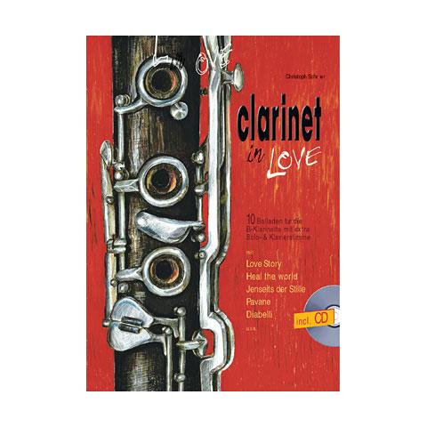 Gerig Clarinet in Love