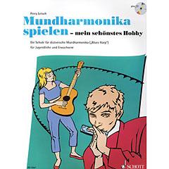 Schott Mundharmonika spielen - mein schönstes Hobby inkl. CD « Manuel pédagogique