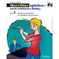 Lehrbuch Schott Querflöte spielen - mein schönstes Hobby Bd.1