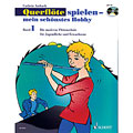 Manuel pédagogique Schott Querflöte spielen - mein schönstes Hobby Bd.1