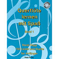Instructional Book Rapp Querflöte lernen mit Spaß Bd.1, Wind Instruments