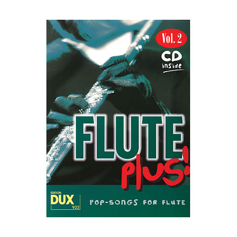 Play-Along Dux Flute Plus! Vol.2