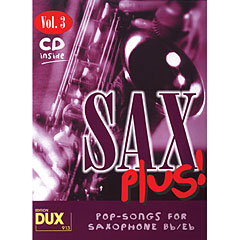 Dux Sax Plus! Vol.3 « Play-Along