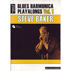 Artist Ahead Blues Harmonica Playalongs Vol.1 « Play-Along