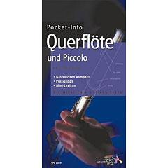 Schott Pocket-Info Querflöte « Handleidingen