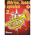 Libros didácticos De Haske Hören,Lesen&Spielen Bd. 2 für Trompete