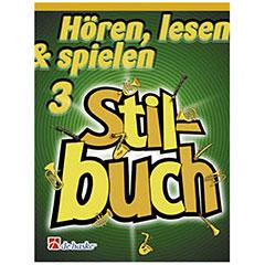 De Haske Hören, lesen & spielen 3 - Stilbuch für Klarinette « Libro de partituras