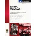 Libros técnicos Carstensen Das PA Handbuch