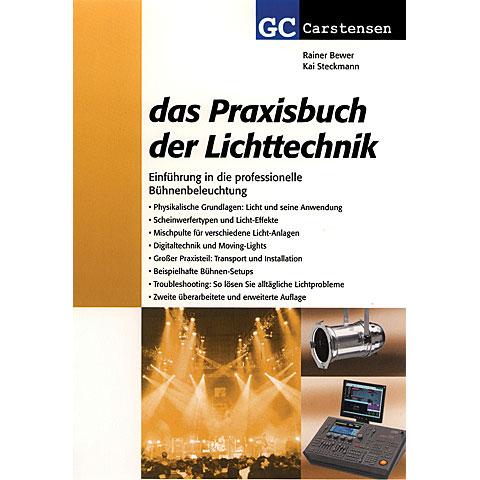Libros técnicos Carstensen Praxisbuch d. Lichttechnik