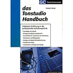 Carstensen Das Tonstudio Handbuch