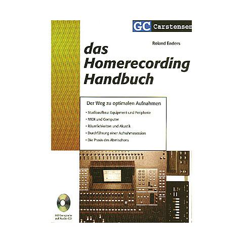 Carstensen Homerecording Handbuch