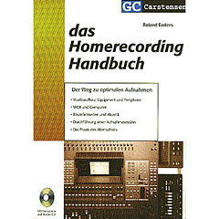 Carstensen Homerecording Handbuch « Livre technique