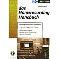 Technisches Buch Carstensen Homerecording Handbuch