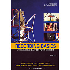 PPVMedien Recording Basics « Technical Book