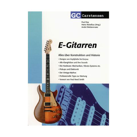 Ratgeber Carstensen E-Gitarren