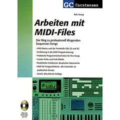 Carstensen Arbeiten mit Midi Files « Livre technique